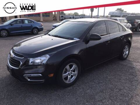 2016 Chevrolet Cruze Limited for sale at Stephen Wade Pre-Owned Supercenter in Saint George UT