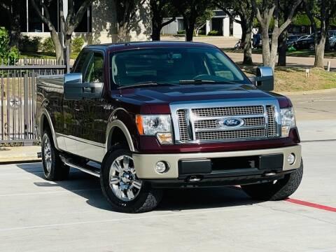 2009 Ford F-150 for sale at Texas Drive Auto in Dallas TX