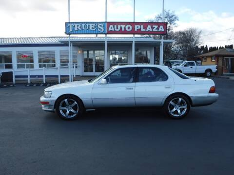 1991 Lexus LS 400 for sale at True's Auto Plaza in Union Gap WA