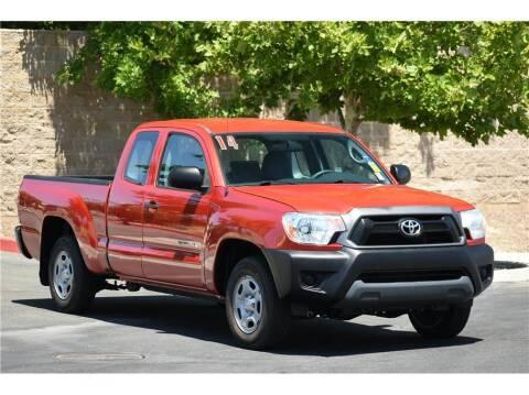 2014 Toyota Tacoma for sale at A-1 Auto Wholesale in Sacramento CA