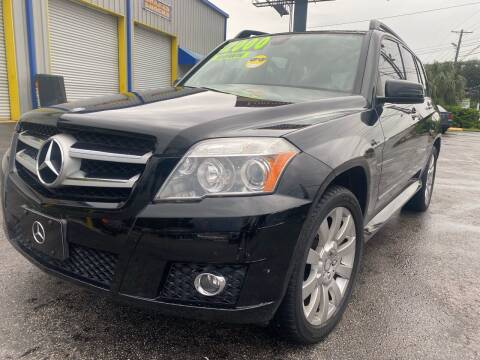 2010 Mercedes-Benz GLK for sale at RoMicco Cars and Trucks in Tampa FL