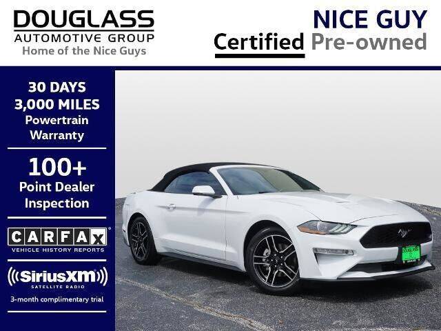 2020 Ford Mustang for sale in Bryan, TX