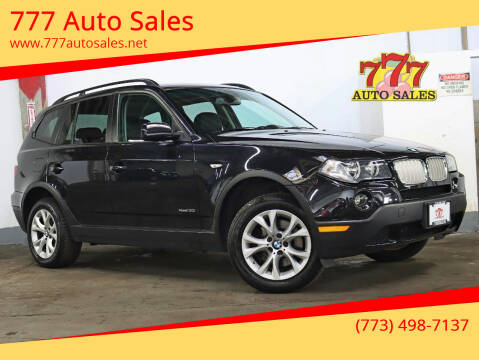 2009 BMW X3 for sale at 777 Auto Sales in Bedford Park IL
