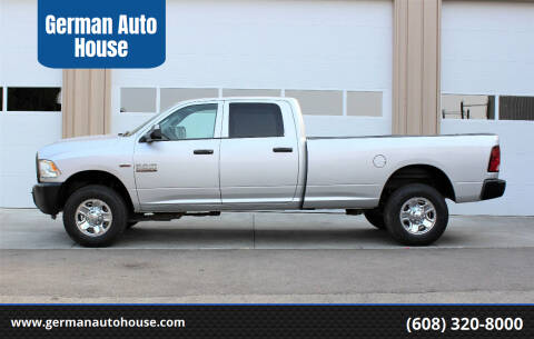 2018 RAM Ram Pickup 2500 for sale at German Auto House in Fitchburg WI