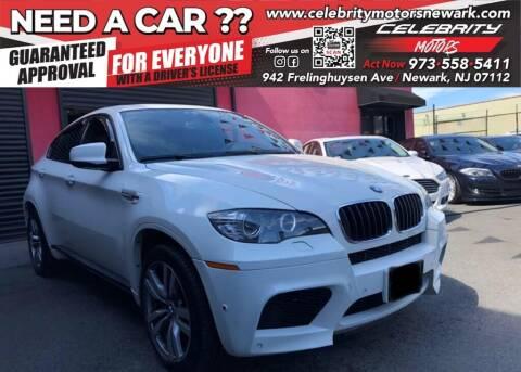 2012 BMW X6 M for sale at Celebrity Motors in Newark NJ