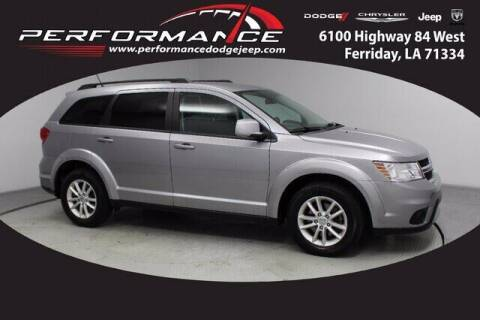 2016 Dodge Journey for sale at Auto Group South - Performance Dodge Chrysler Jeep in Ferriday LA