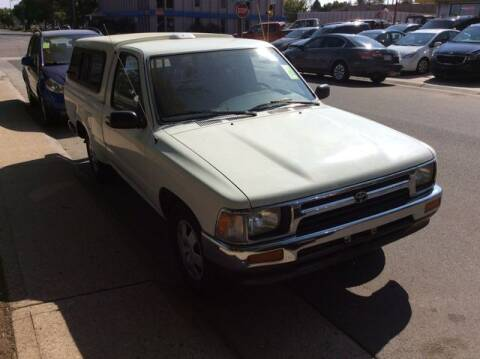 1994 Toyota Pickup for sale at Auto Brokers in Sheridan CO