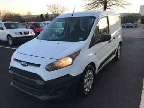 2014 Ford Transit Connect Cargo for sale at SEIZED LUXURY VEHICLES LLC in Sterling VA