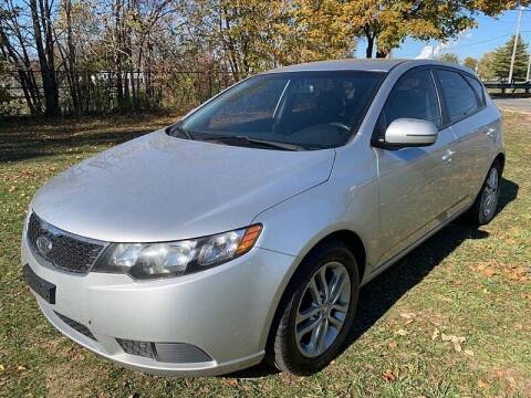 2012 Kia Forte5 for sale at CItywide Auto Credit in Oregon OH