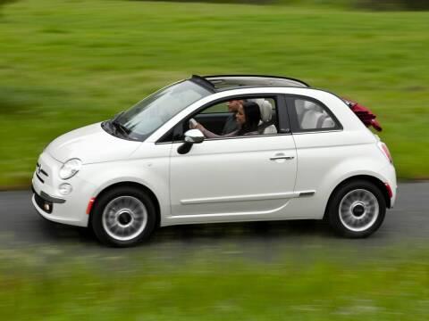 2012 FIAT 500c for sale at Douglass Automotive Group - Douglas Subaru in Waco TX