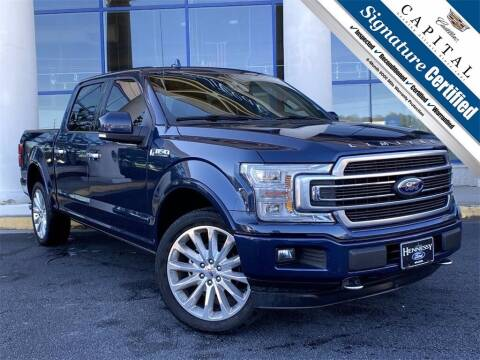 2018 Ford F-150 for sale at Southern Auto Solutions - Georgia Car Finder - Southern Auto Solutions - Capital Cadillac in Marietta GA