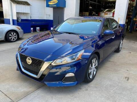 2020 Nissan Altima for sale at US Auto Network in Staten Island NY