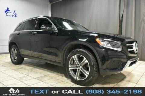 2018 Mercedes-Benz GLC for sale at AUTO HOLDING in Hillside NJ