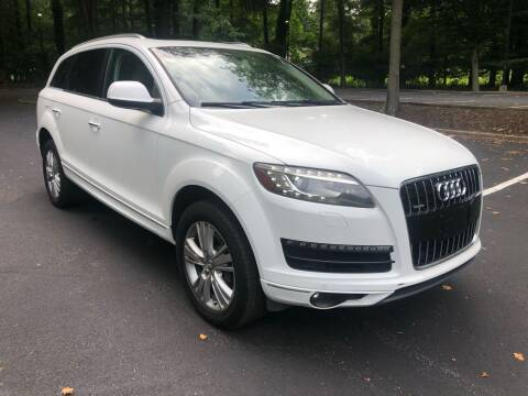 2010 Audi Q7 for sale at Bowie Motor Co in Bowie MD