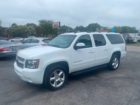 2011 Chevrolet Suburban for sale at BWK of Columbia in Columbia SC