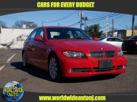 2006 BMW 3 Series for sale at Worldwide Auto in Hamilton NJ