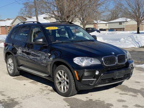 2012 BMW X5 for sale at Posen Motors in Posen IL