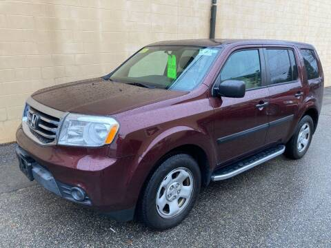 2013 Honda Pilot for sale at Bill's Auto Sales in Peabody MA