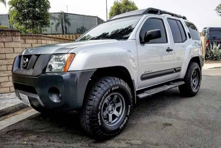 2005 Nissan Xterra for sale at STREET DESIGNS in Upland CA
