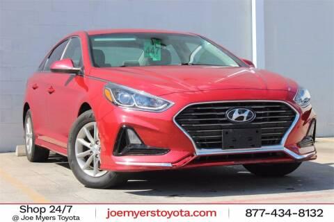 2019 Hyundai Sonata for sale at Joe Myers Toyota PreOwned in Houston TX