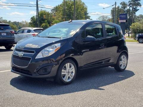 2013 Chevrolet Spark for sale at Gentry & Ware Motor Co. in Opelika AL