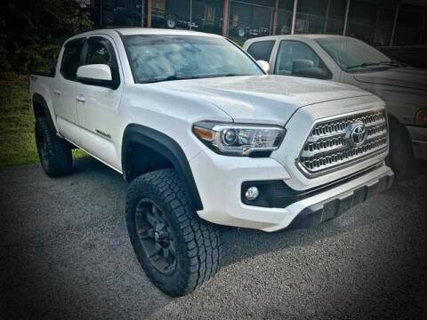 2016 Toyota Tacoma for sale at Carder Motors Inc in Bridgeport WV