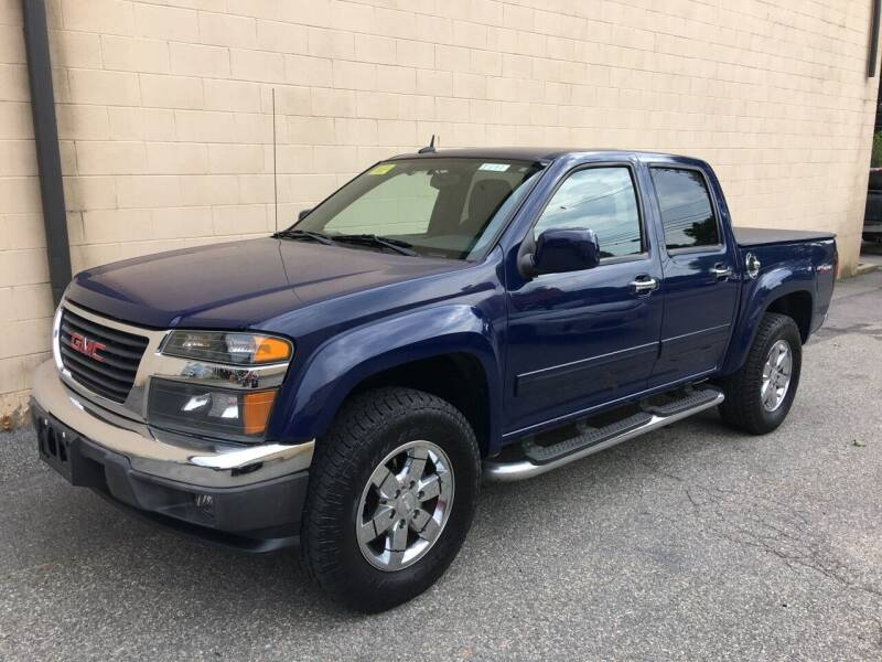 2012 GMC Canyon for sale at Bill's Auto Sales in Peabody MA