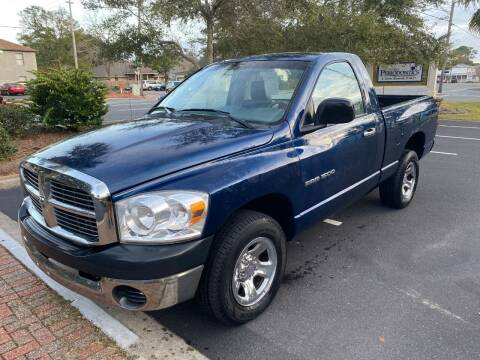 2007 Dodge Ram Pickup 1500 for sale at Asap Motors Inc in Fort Walton Beach FL