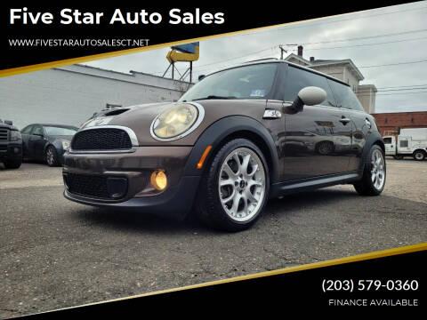 2011 MINI Cooper for sale at Five Star Auto Sales in Bridgeport CT