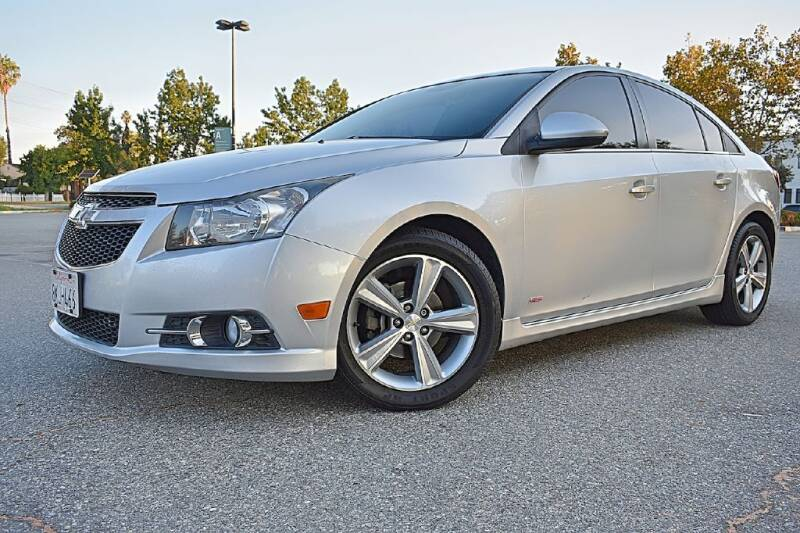 2014 Chevrolet Cruze for sale at VCB INTERNATIONAL BUSINESS in Van Nuys CA