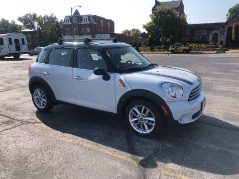 2014 MINI Countryman for sale at DC Auto Sales Inc in Saint Louis MO
