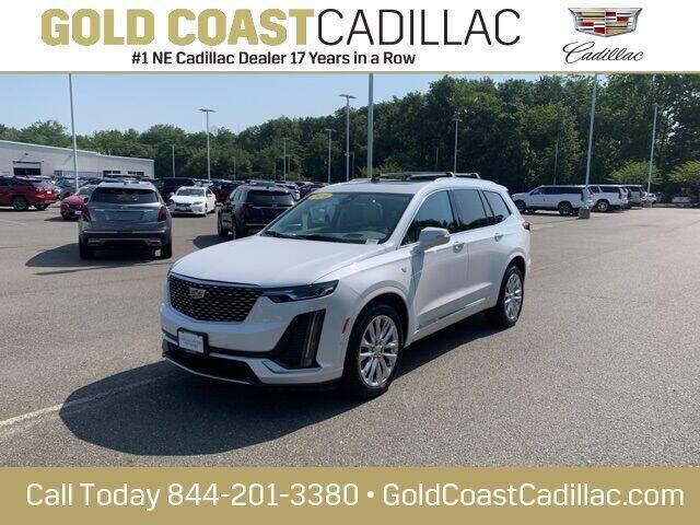 2020 Cadillac XT6 for sale at Gold Coast Cadillac in Oakhurst NJ