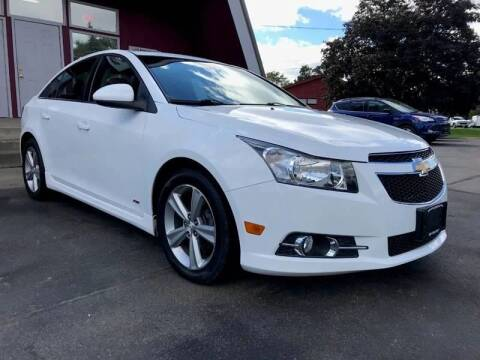 2014 Chevrolet Cruze for sale at Pop's Automotive in Homer NY