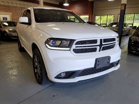 2017 Dodge Durango for sale at AW Auto & Truck Wholesalers  Inc. in Hasbrouck Heights NJ