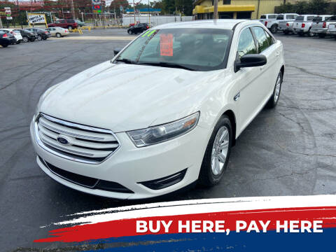2011 Ford Taurus for sale at IMPALA MOTORS in Memphis TN