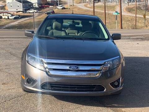 2012 Ford Fusion for sale at Car ConneXion Inc in Knoxville TN