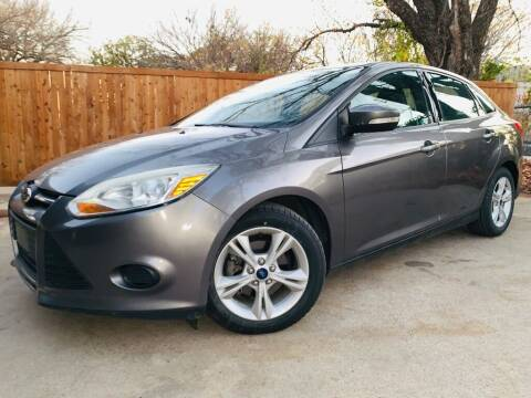 2014 Ford Focus for sale at DFW Auto Provider in Haltom City TX