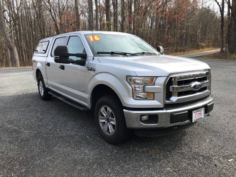 2016 Ford F-150 for sale at 4Auto Sales, Inc. in Fredericksburg VA
