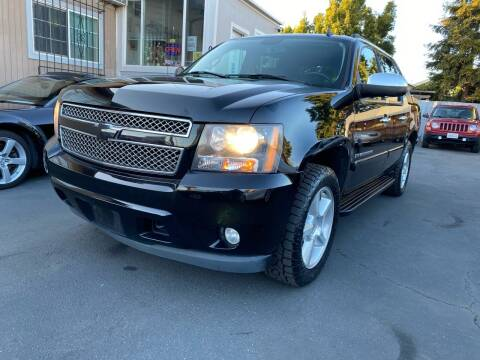 2008 Chevrolet Avalanche for sale at Ronnie Motors LLC in San Jose CA