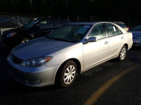 2005 Toyota Camry for sale at Cj king of car loans/JJ's Best Auto Sales in Troy MI