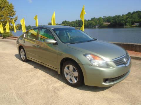 2008 Nissan Altima for sale at Lake Carroll Auto Sales in Carrollton GA