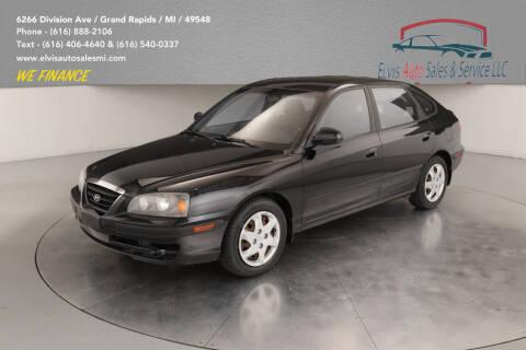 2006 Hyundai Elantra for sale at Elvis Auto Sales LLC in Grand Rapids MI