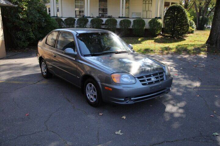 2005 Hyundai Accent for sale at FENTON AUTO SALES in Westfield MA