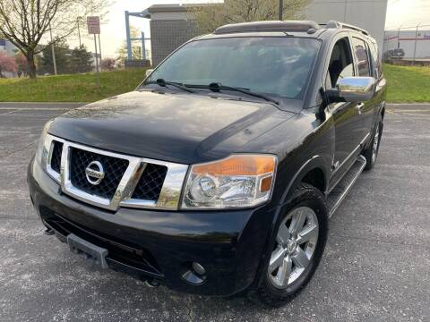 2009 Nissan Armada for sale at Supreme Auto Gallery LLC in Kansas City MO
