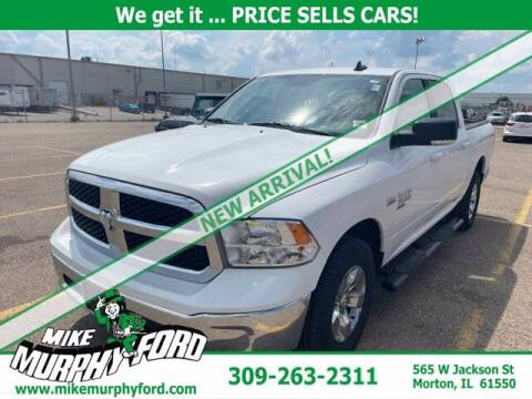 2020 RAM Ram Pickup 1500 Classic for sale at Mike Murphy Ford in Morton IL