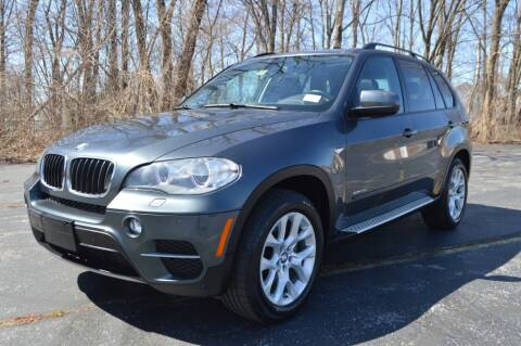 2012 BMW X5 for sale at TKP Auto Sales in Eastlake OH