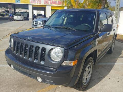 2015 Jeep Patriot for sale at Autos by Tom in Largo FL