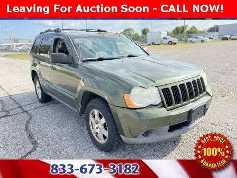 2009 Jeep Grand Cherokee for sale at Glenbrook Dodge Chrysler Jeep Ram and Fiat in Fort Wayne IN