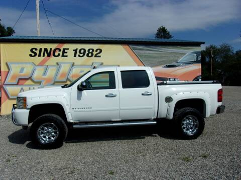 2008 Chevrolet Silverado 1500 for sale at Pyles Auto Sales in Kittanning PA