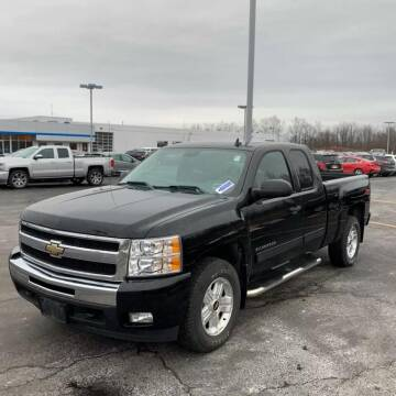2010 Chevrolet Silverado 1500 for sale at Millennium Auto Group in Lodi NJ